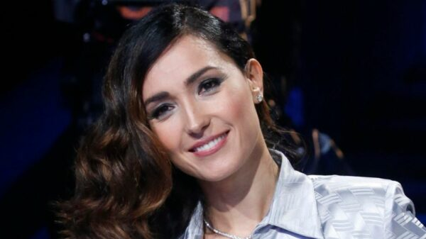 Caterina Balivo, her Milanese look increasingly beautiful on Instagram