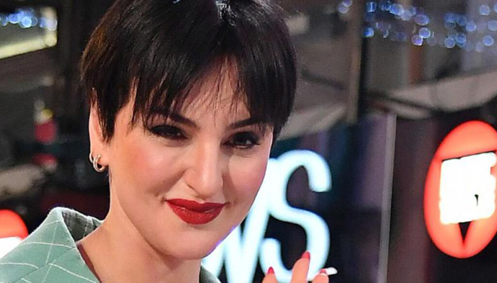 Arisa breaks the silence on the marriage with Andrea Di Carlo