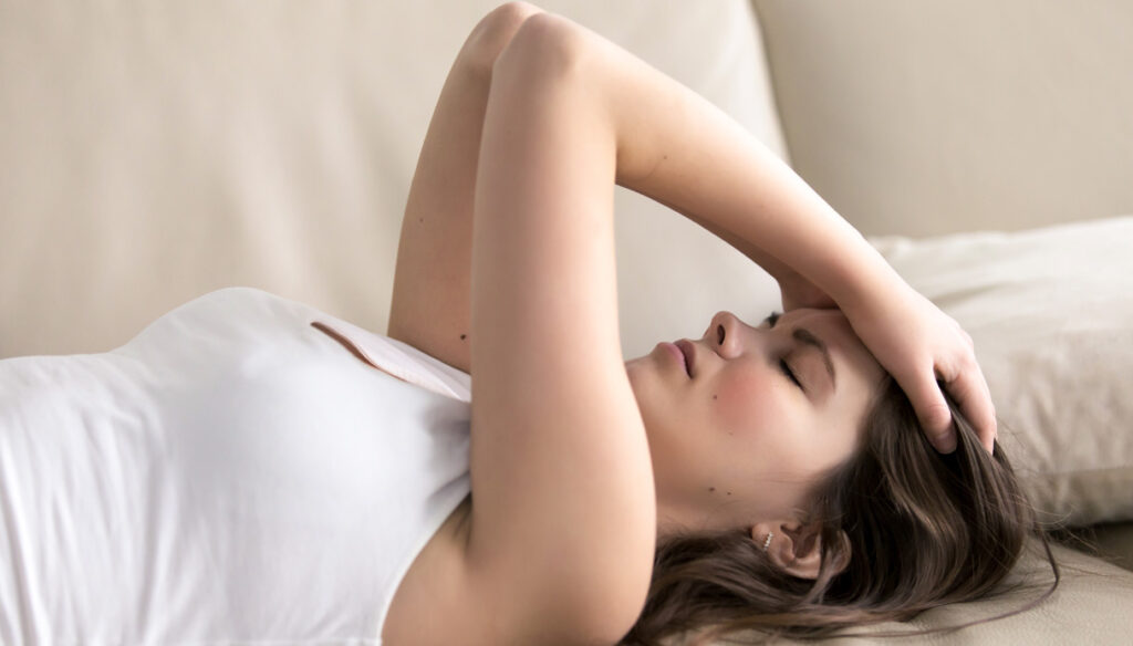 Covid-19, how to deal with stress, headache, menstrual pain and minor annoyances