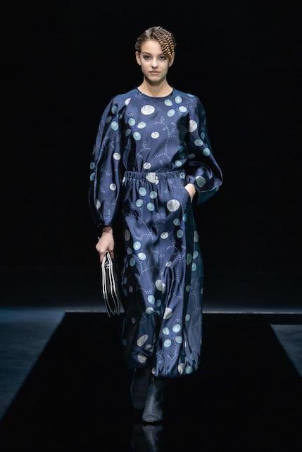 Fashion Week FW 2021/2022: Giorgio Armani