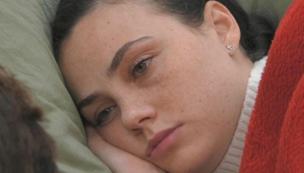 GF Vip, Andrea Zenga confessa i suoi sentimenti a Rosalinda Cannavò