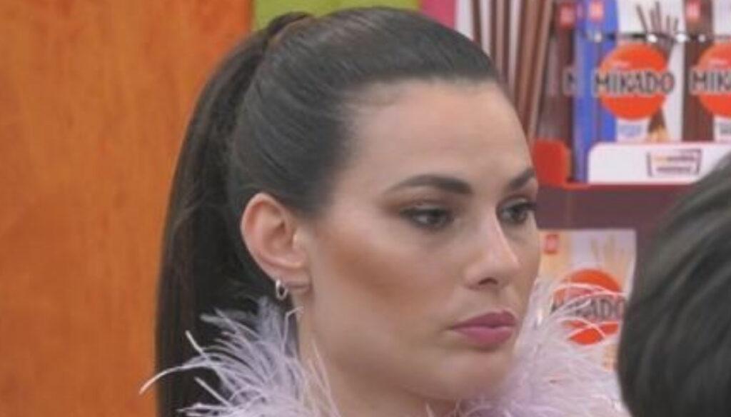 """GF Vip, Dayane Mello contro Andrea Zenga: """"È uno sfigato"""""""
