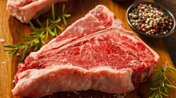 Grass Fed: red meat that is good for health and the planet