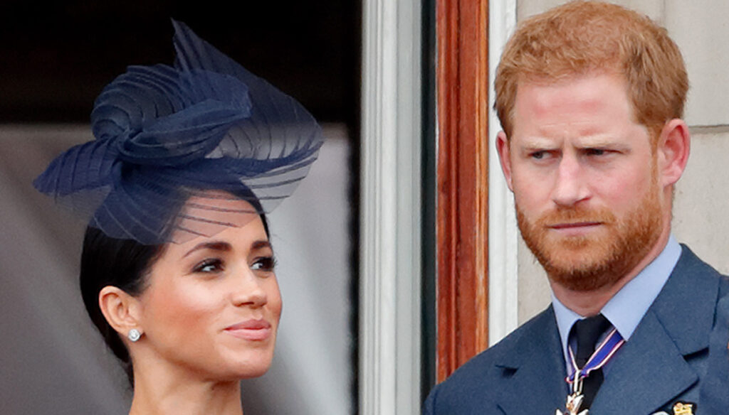 Harry submits to the Queen and disappoints Meghan Markle