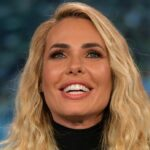 Ilary Blasi, gaffe during the first date with Totti