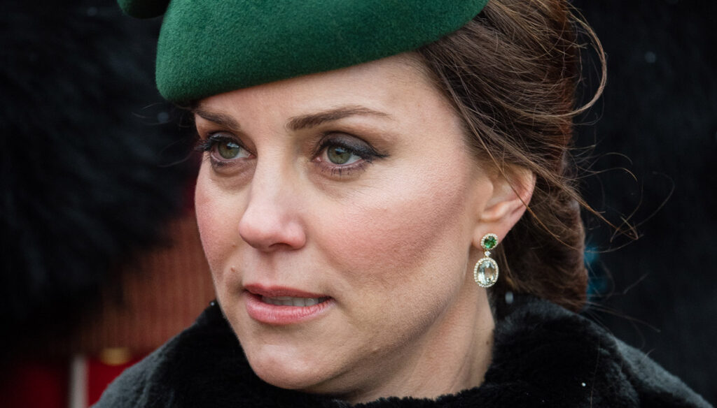 Kate Middleton worried, thwarted attack on her son George