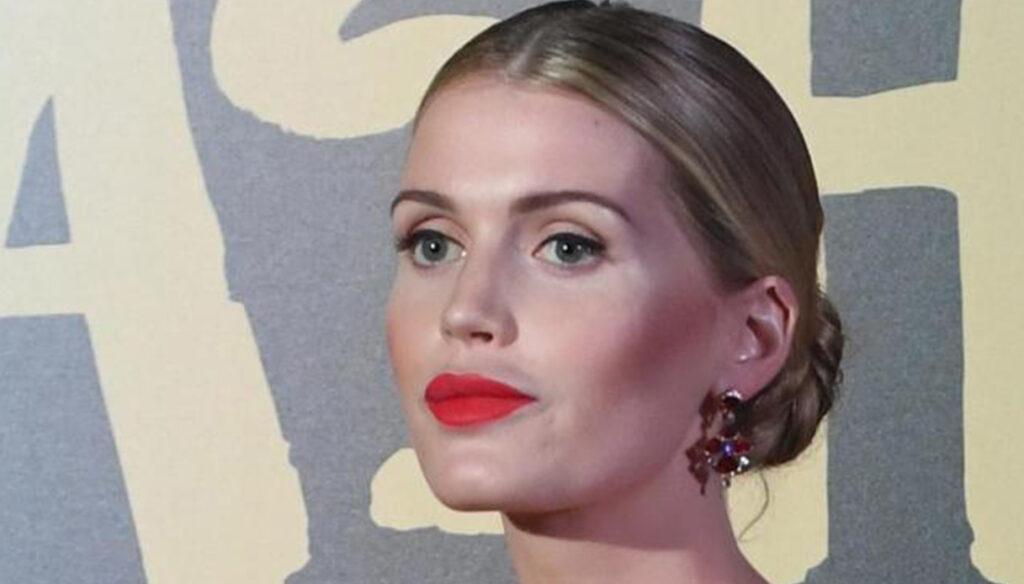 Kitty Spencer, la nipote di Lady D ambasciatrice di Dolce&Gabbana