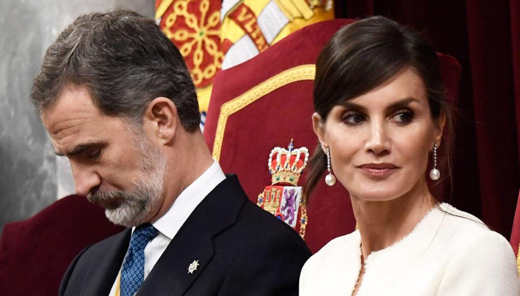 Letizia of Spain, public TV attacks the Crown