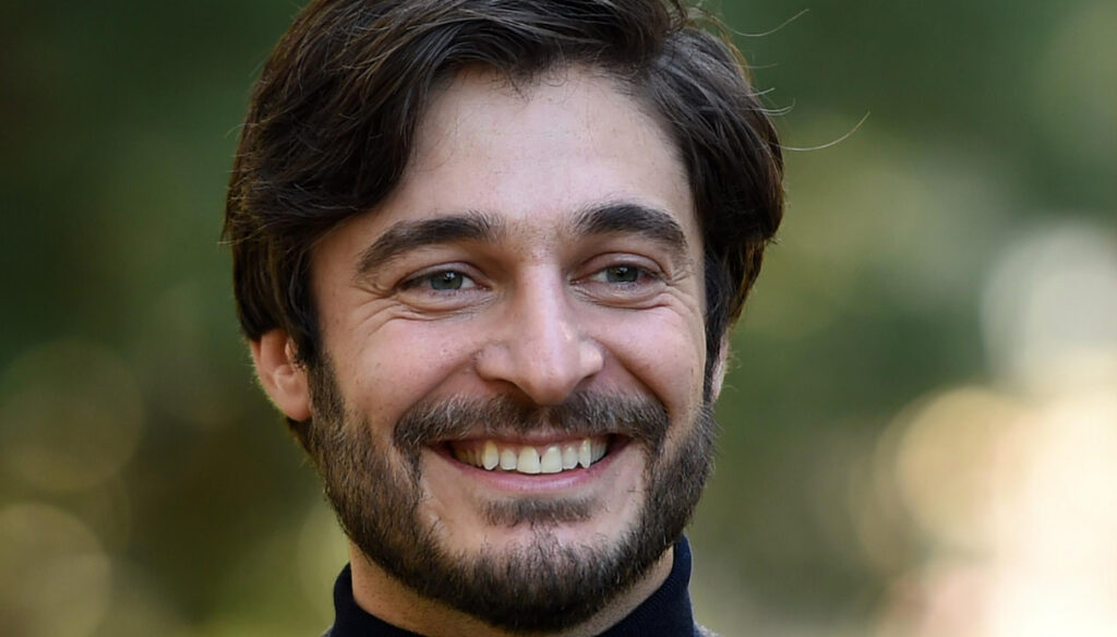 Lino Guanciale svela i retroscena dell'amore per Antonella Liuzzi