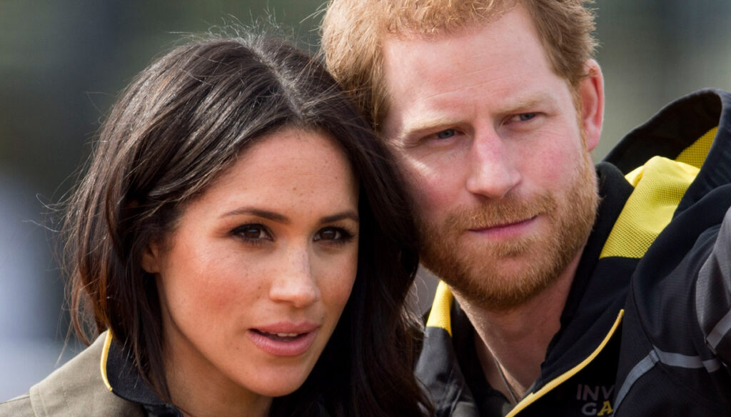 Meghan Markle and Harry, the Queen loses her temper and punishes them