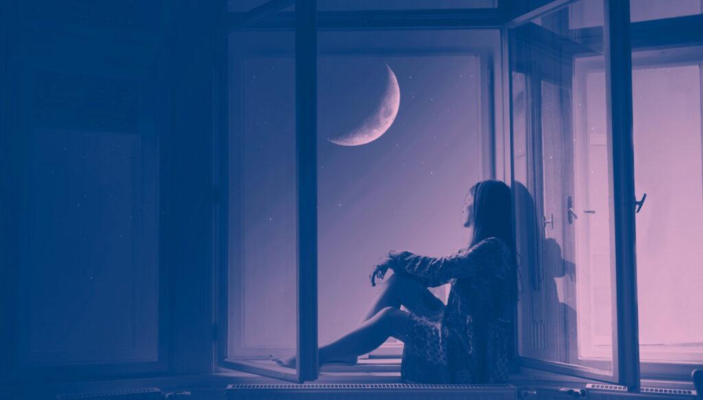 Menstrual rhythms, such as lunar cycles could affect