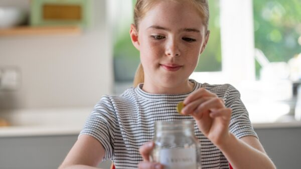 Pocket money will teach your child to spend well, and to save
