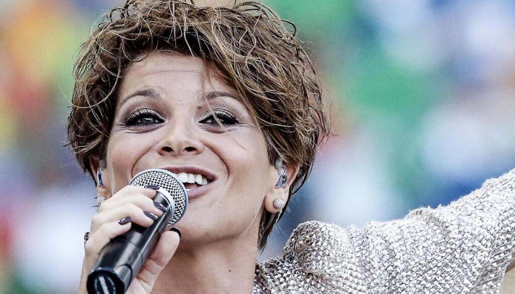 Sanremo 2021, guests: Alessandra Amoroso