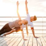Sport for two: 7 benefits for the couple