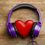 The music of love. Our playlist for Valentine's Day