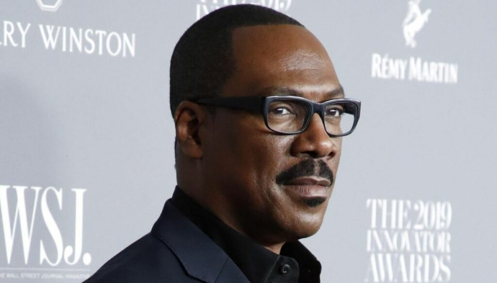 The prince seeks son, the sequel to the cult film with Eddie Murphy arrives