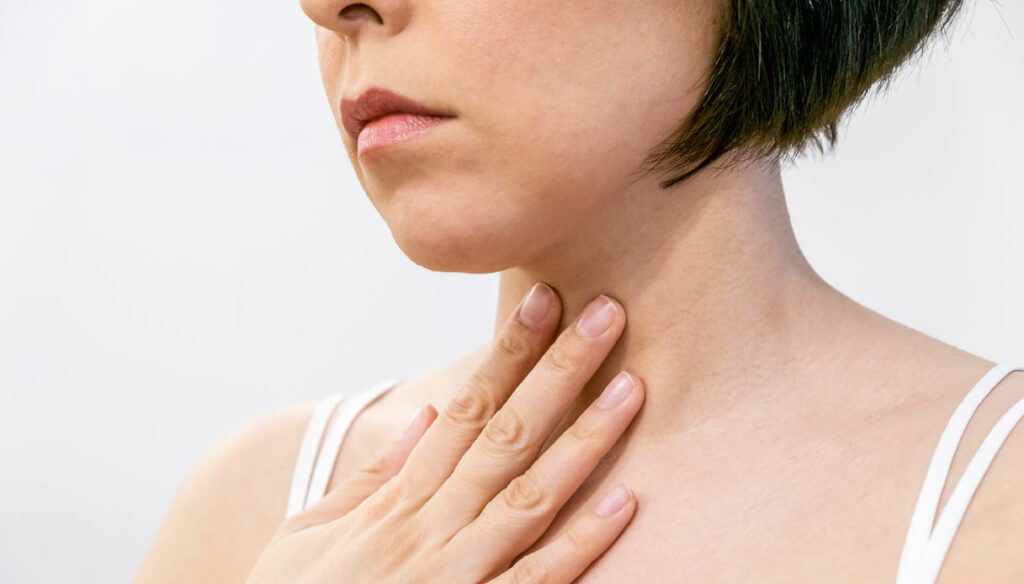 Thyroid and goiter: causes, symptoms and consequences