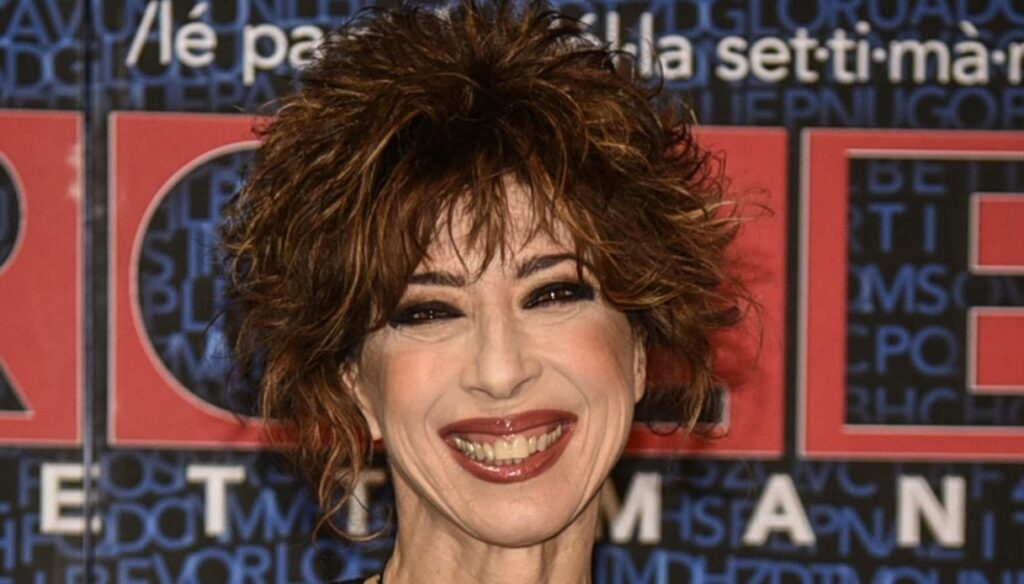 Veronica Pivetti is back on TV with Talk to me of Love and meets Paolo Conticini