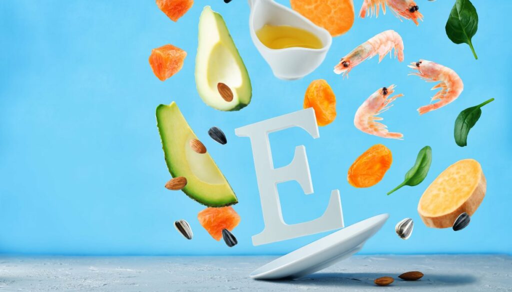 Vitamin E: properties, health benefits and where it is found