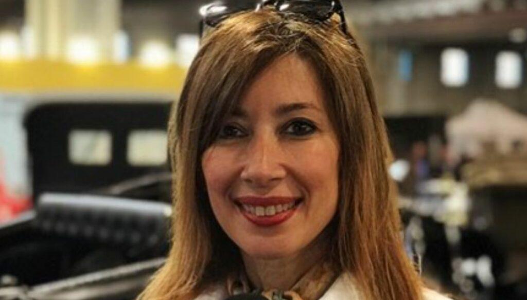 Who was Fiammetta La Guidara, the symbolic F1 journalist