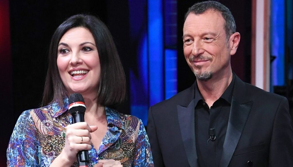 """Sanremo 2021, Amadeus and Giovanna: """"It will be a historic Festival"""""""
