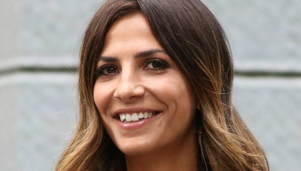 Roberta Morise gets engaged to Giulio Fratini, formerly of Raffaella Fico