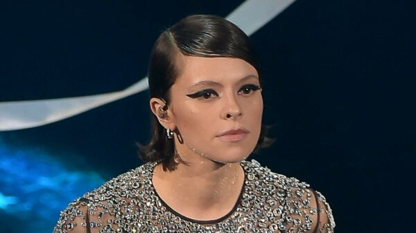 The short cut of the moment is Francesca Michielin's blunt cut