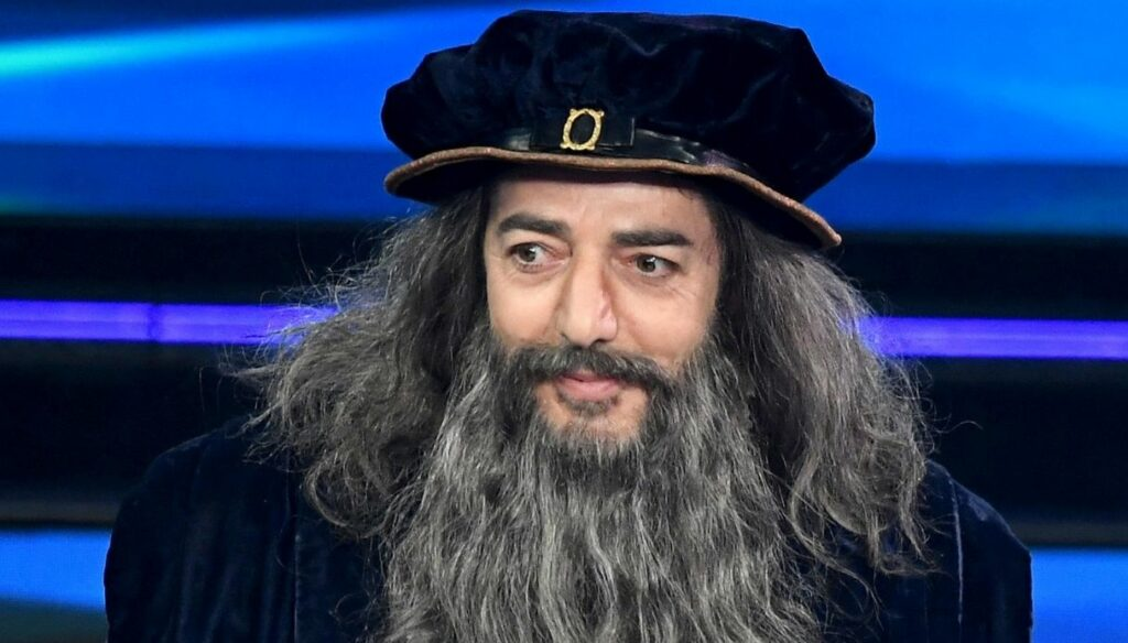 Sanremo 2021, Max Gazzé: what does Trifluoperazina Monstery Band mean