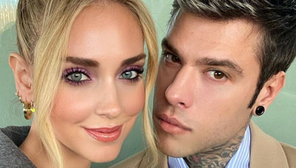 Chiara Ferragni and Fedez, the Sanremo shirt reveals the name of the daughter