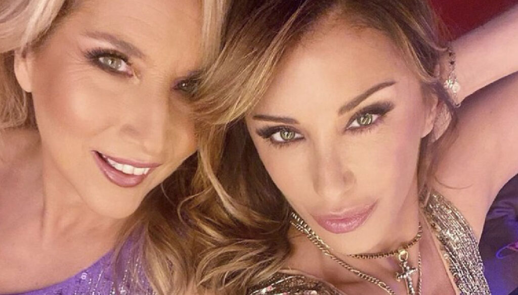 """Jo Squillo and Sabrina Salerno together again: """"More and more women"""""""