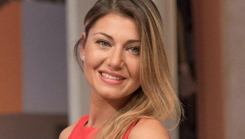 L'ex Miss Italia Claudia Andreatti