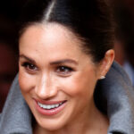 Meghan Markle, the 331 euro maternity look is perfect for her