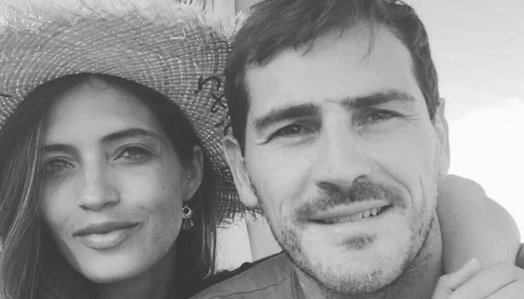 """Casillas e la Carbonero annunciano la separazione: """"Oggi prendiamo strade diverse"""""""