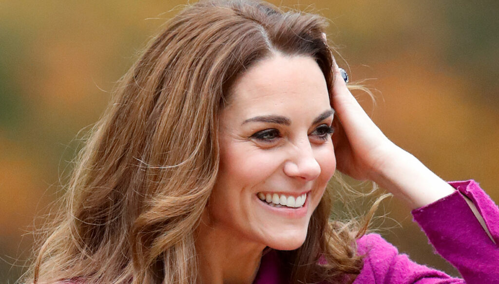 Kate Middleton is aunt again: Grace Elizabeth was born in homage to the Queen