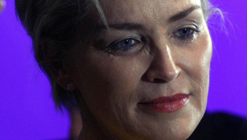 "Sharon Stone, the dark background: ""They asked me to have sex on set"""