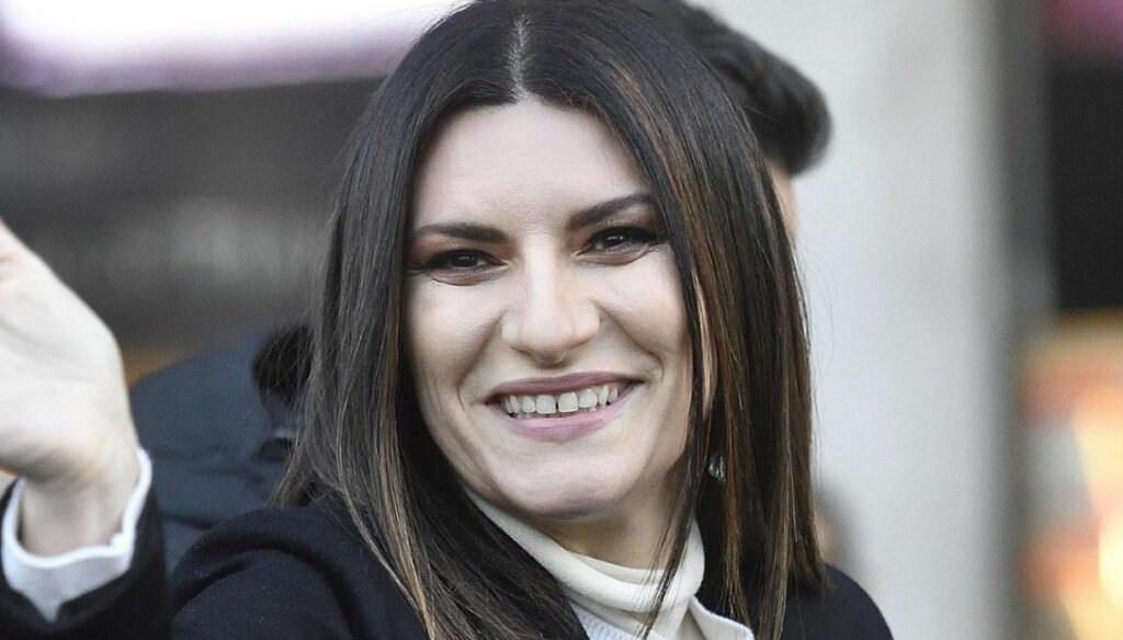 Laura Pausini, the sweet dedication to her husband on a special day