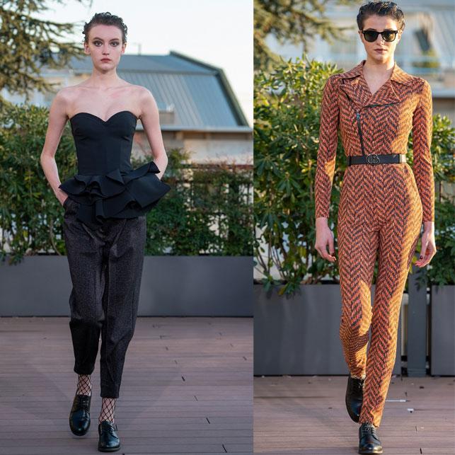 La Petite Robe by Chiara Boni fashion show - fw 2021/22