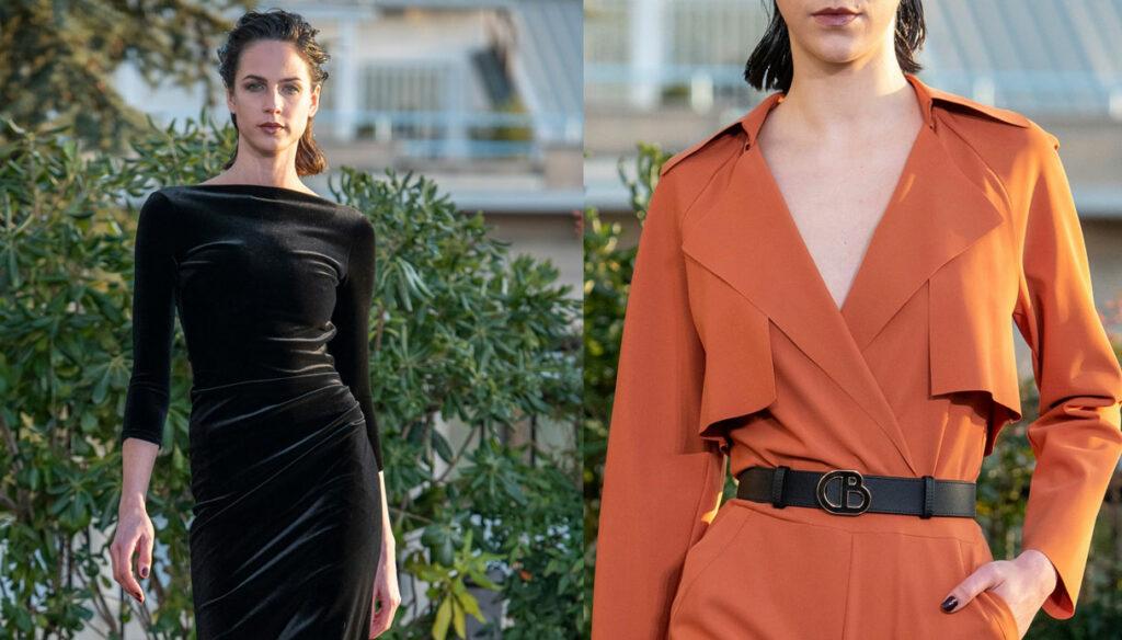 Chiara Boni La Petite Robe, a tribute to Milan