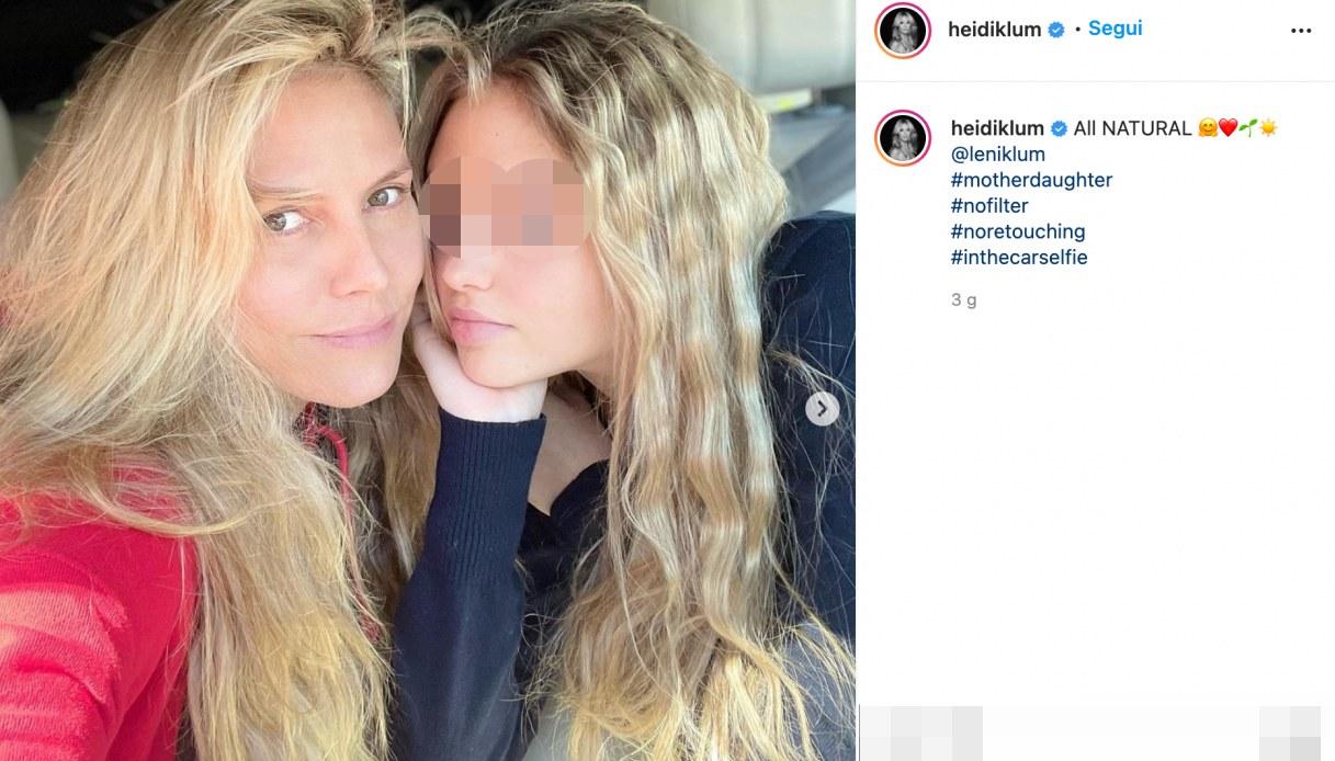 Heidi Klum on Instagram