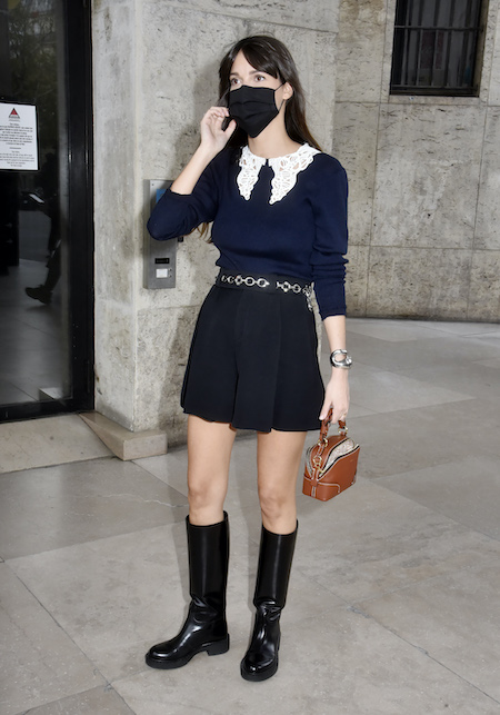 how to wear boots: high