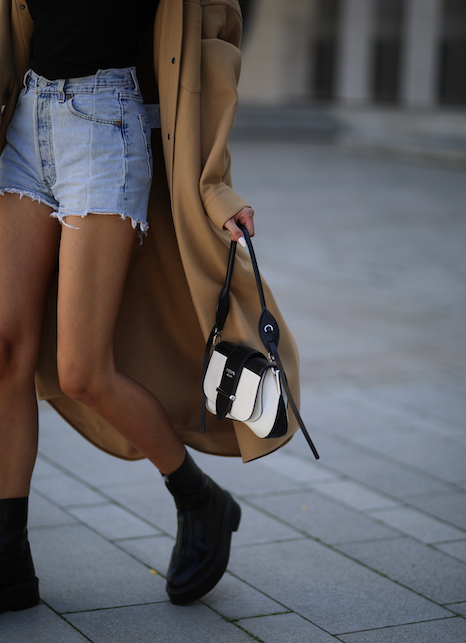 how to wear boots: with denim