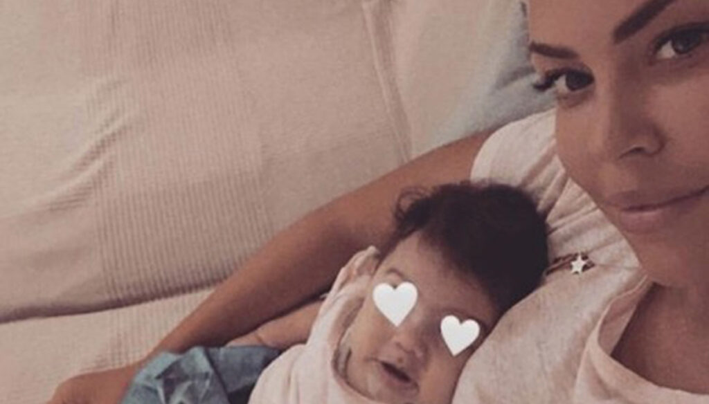 """Costanza Caracciolo and Isabel's first year: """"To you, a symbol of life and hope"""""""