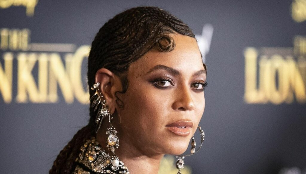 Beyoncé robbed by thieves, the value of the stolen goods is staggering