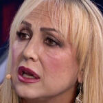 Amici 2021, Rosa inveighs against Celentano: the scene shot by mistake