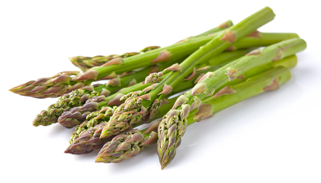Asparagus: the natural drainage that helps you fight cellulite