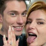 Benjamin Mascolo e Bella Thorne si sposano: l'annuncio su Instagram e l'anello