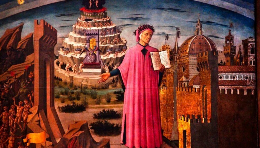 Dante, the women of the Divine Comedy