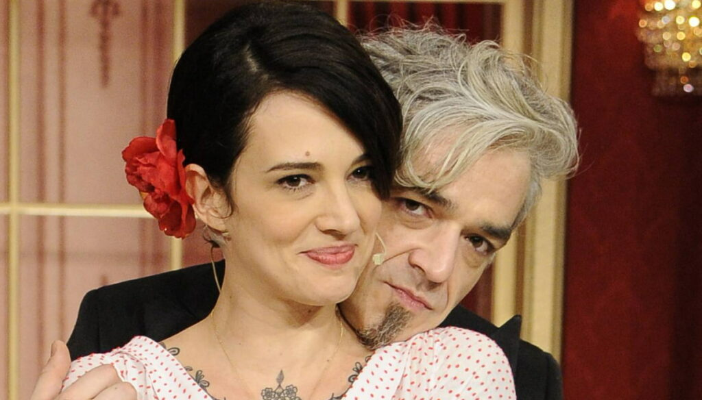 """Every morning, """"Asia Argento and Morgan have made peace after years"""""""