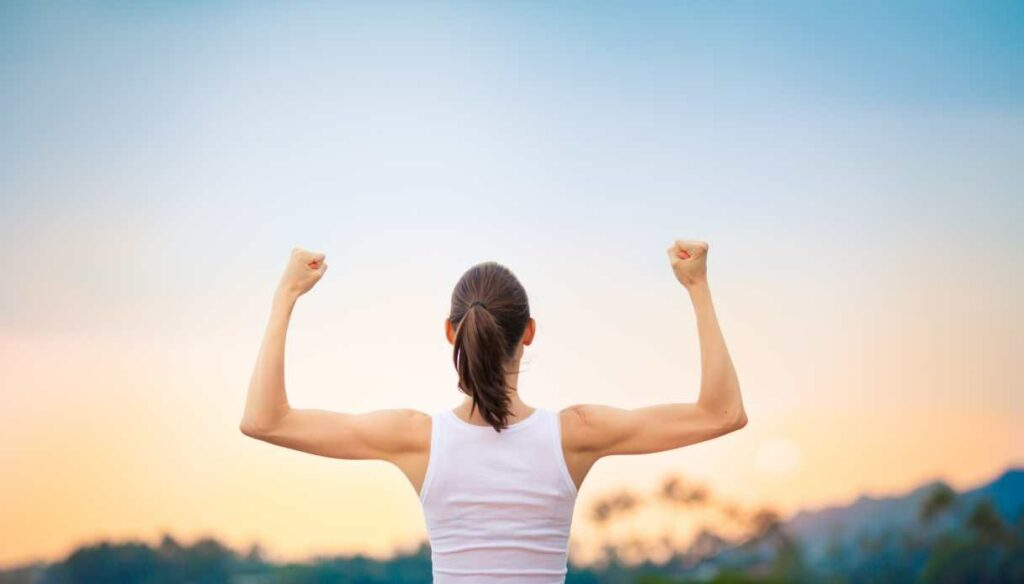 Exercises to slim and tone the arms