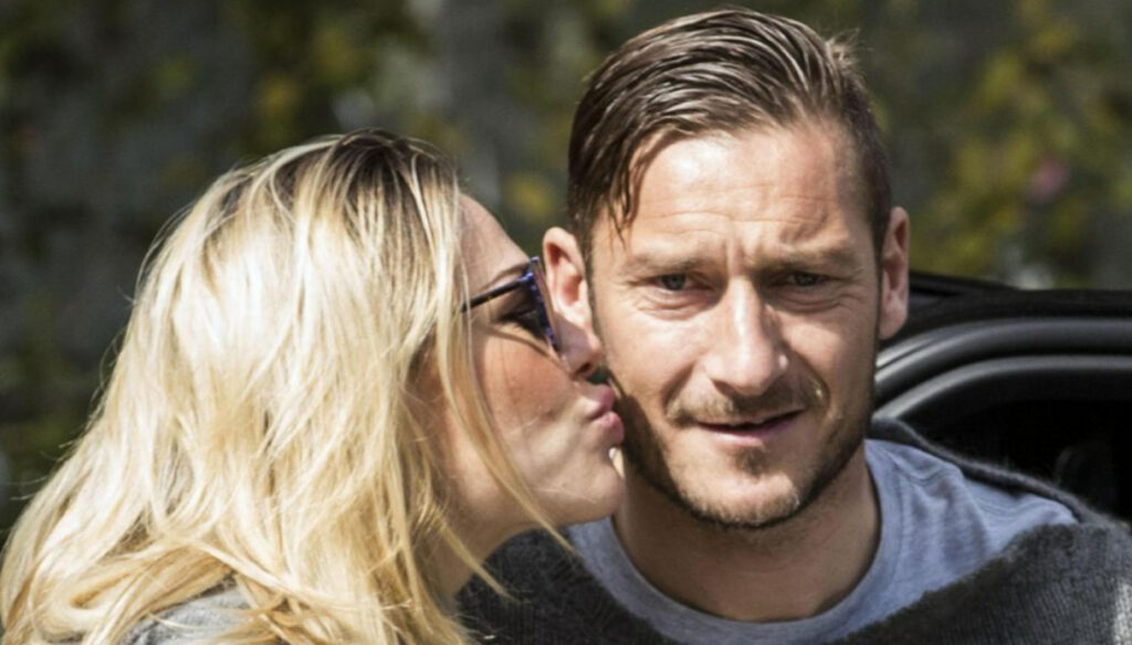 Francesco Totti and Ilary Blasi, the tender wishes for their daughter Isabel on Instagram